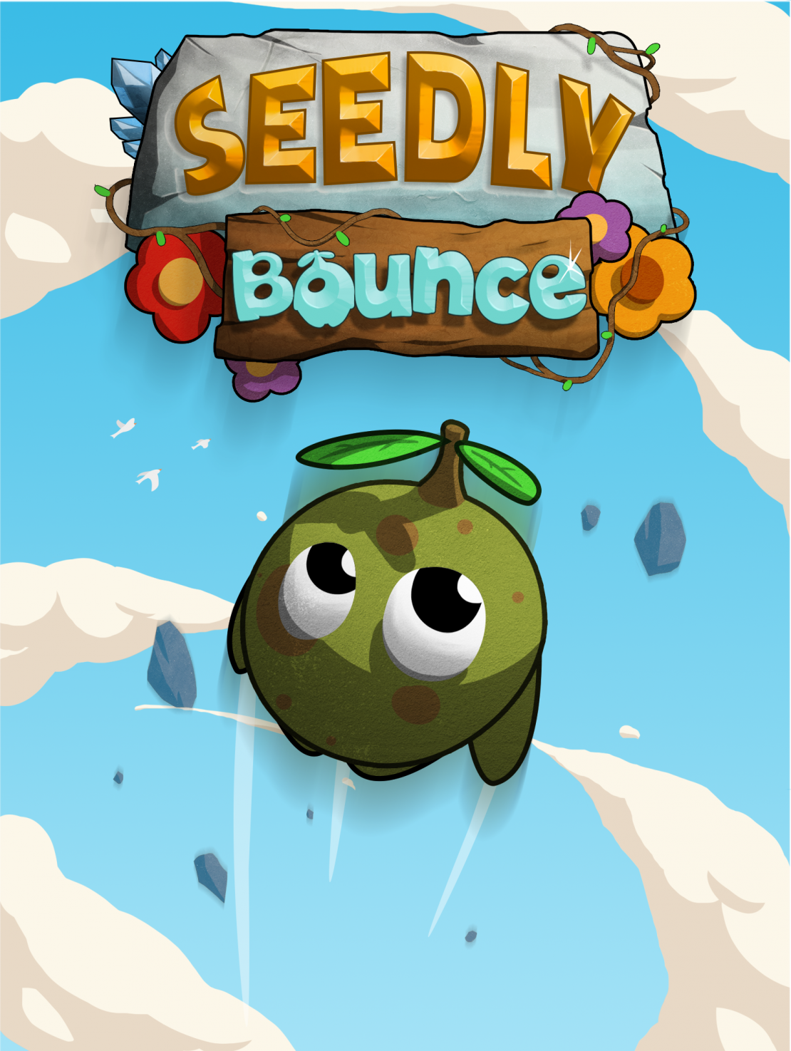seedly bounce loading application jeux vidéo